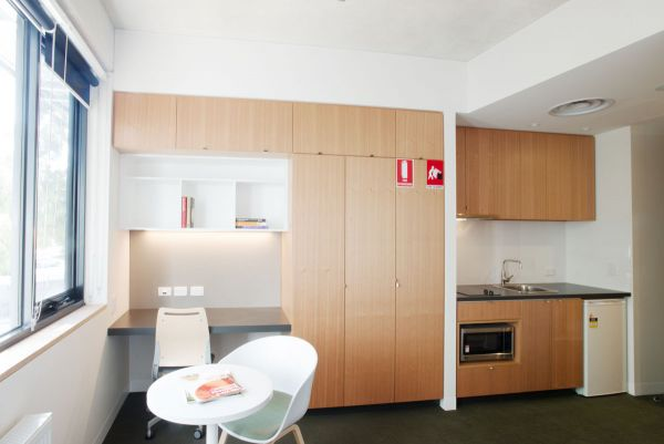 Graduate Apartment (with kitchenette) in the George Hicks Building