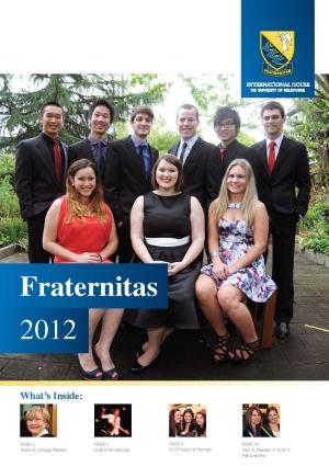 Fraternitas 2012
