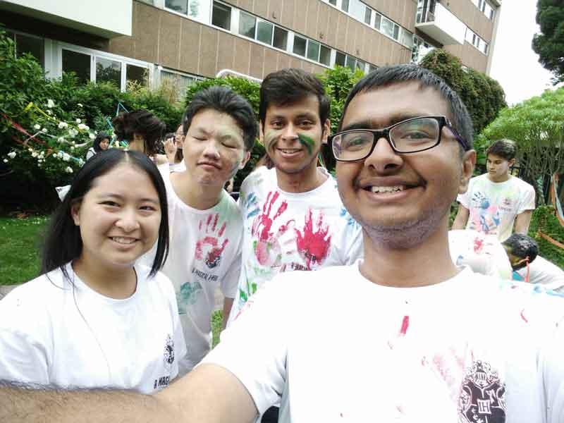 2016 Holi festival