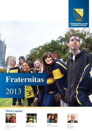 Fraternitas 2013